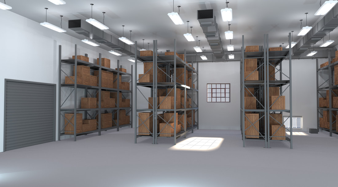 Warehouse Mapping - Thermal Compliance - Thermal Compliance